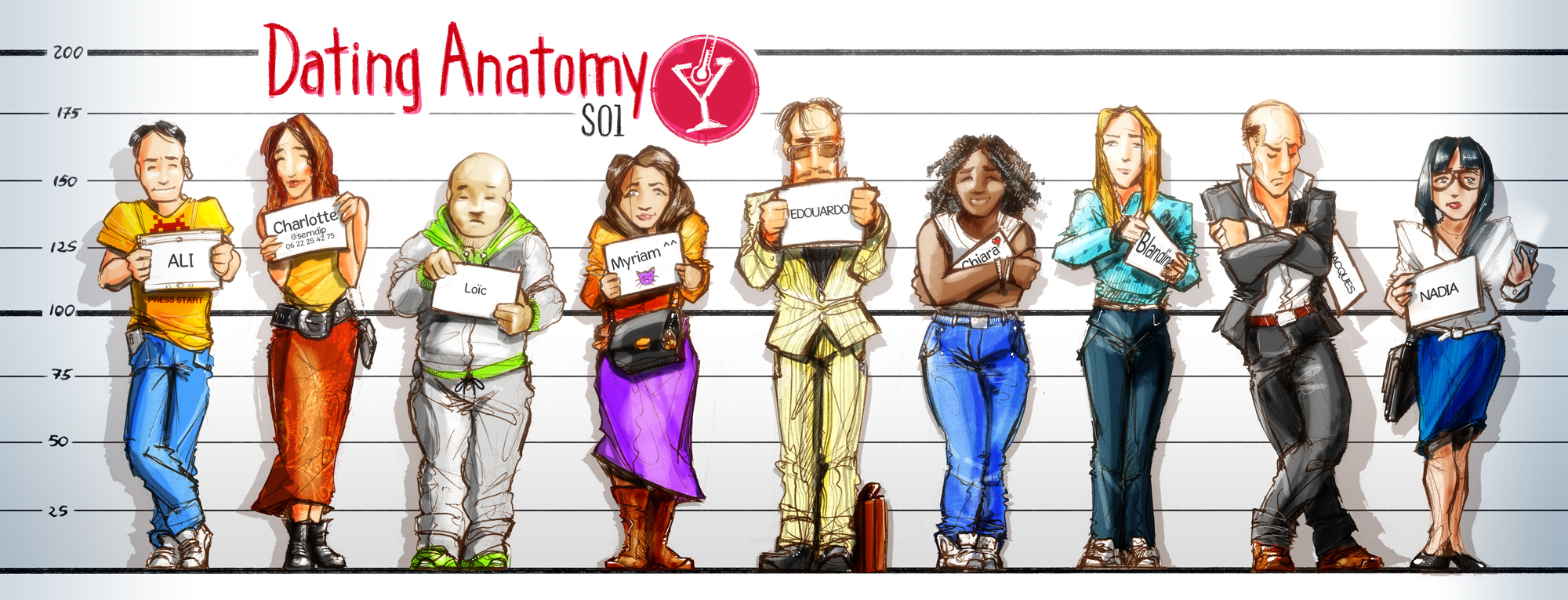 Dating Anatomy – S01-E13 – Saint Valentin
