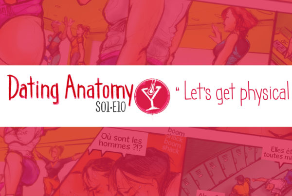 Serndip Dating Anatomy - S01-E10 - Lets Get Physical - Cover