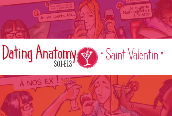 Serndip Dating Anatomy - S01-E13 - Saint Valentin - Cover