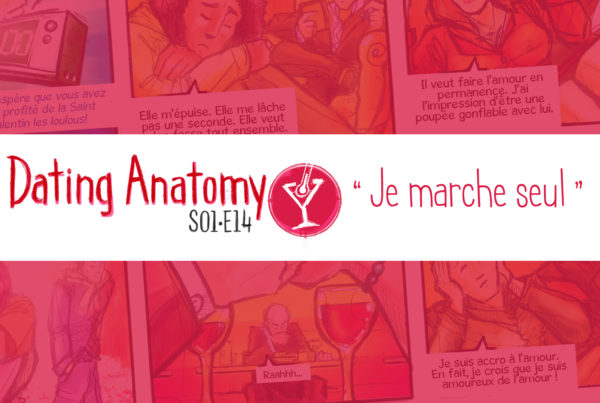 Serndip Dating Anatomy - S01-E14 - Je marche seul - Cover