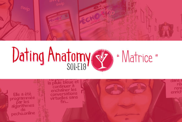 Serndip Dating Anatomy - S01-E18 - Matrice - Cover